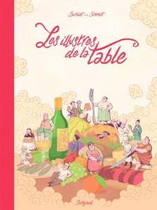 cover-comics-les-illustres-de-la-table-tome-0-les-illustres-de-la-table