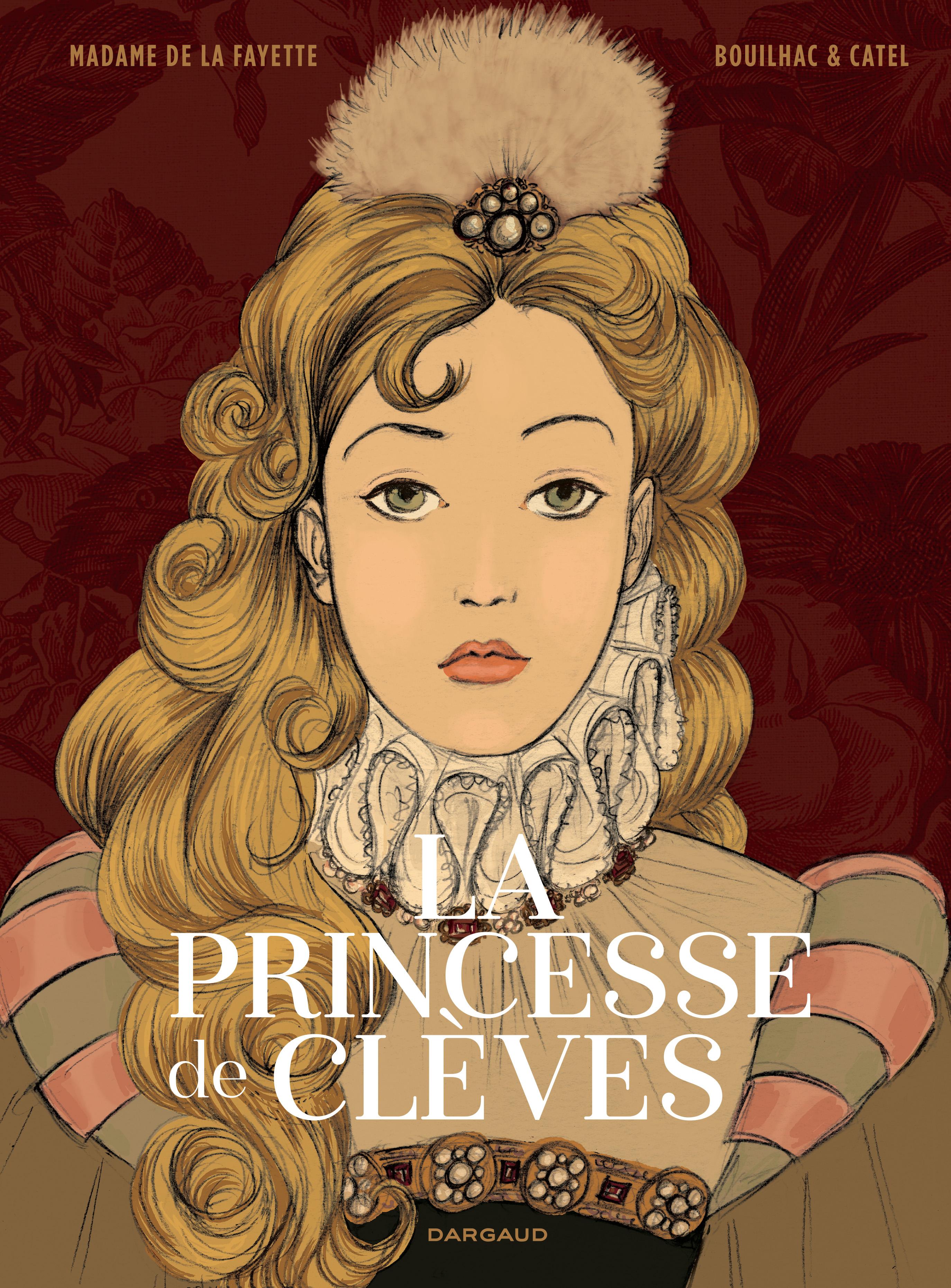 """Résultat de recherche d'images pour """"la princesse de clèves bd"""""""