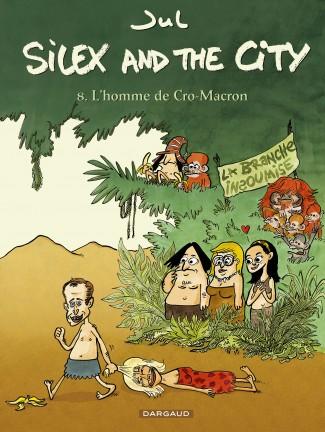silex-and-city-tome-8-lhomme-de-cro-macron