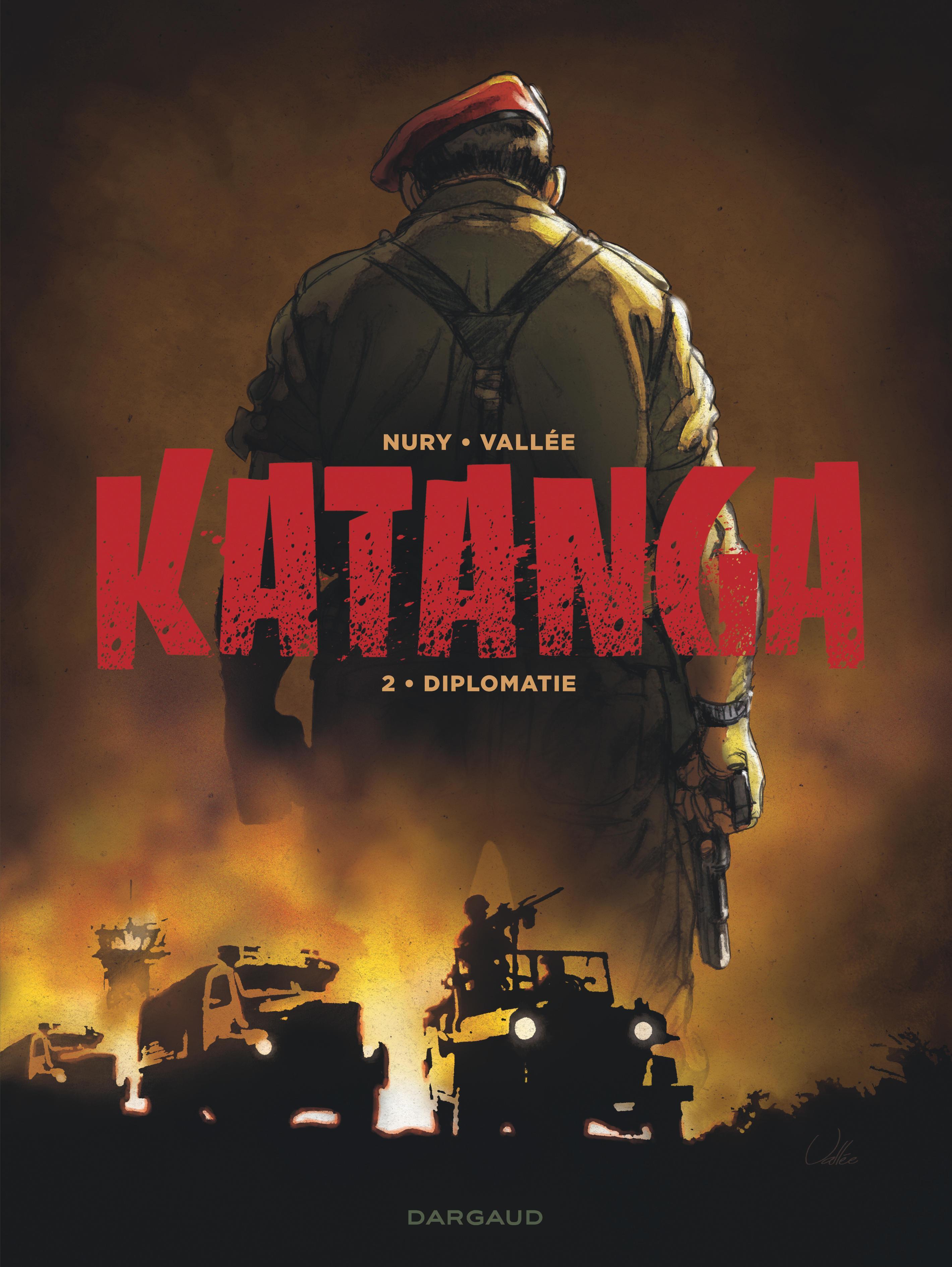 katanga tome 2  katanga - tome 2