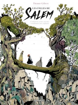 Filles De Salem Les Bd Editions Dargaud
