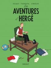 Album Les Aventures d'Hergé (french Edition)