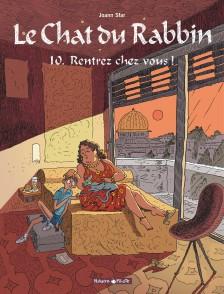 cover-comics-le-chat-du-rabbin-tome-10-rentrez-chez-vous