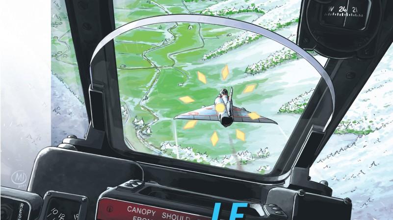 une-aventure-classic-de-tanguy-laverdure-tome-4-le-pilote-qui-en-savait-trop
