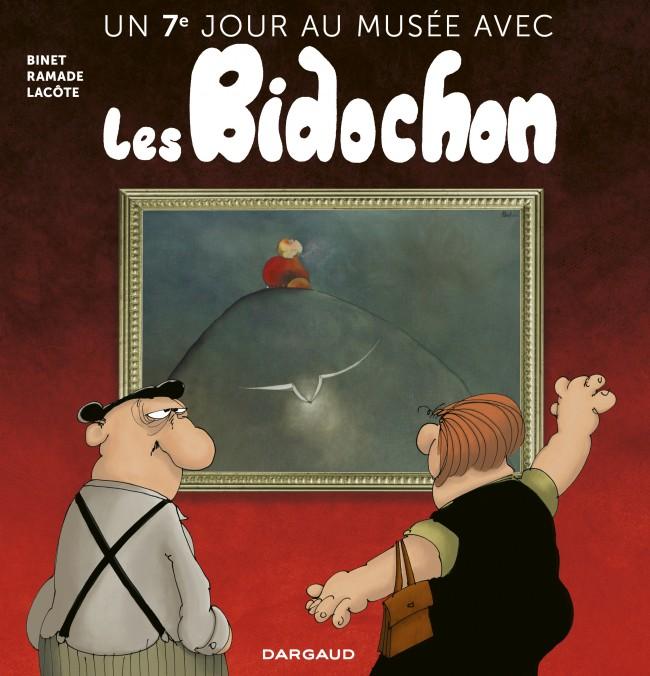 au-musee-avec-les-bidochon-tome-7-un-septieme-jour-au-musee-aves-les-bidochon