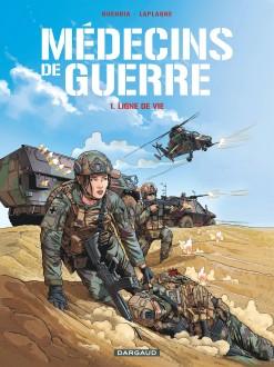 cover-comics-mdecins-de-guerre-tome-1-ligne-de-vie