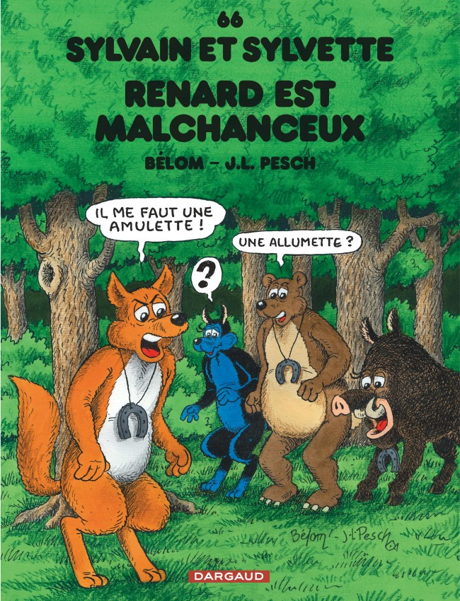 sylvain-et-sylvette-tome-66-renard-est-malchanceux