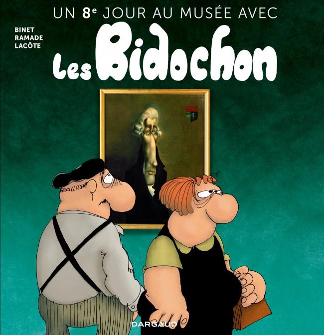 au-musee-avec-les-bidochon-tome-8-un-huitieme-jour-au-musee-avec-les-bidochon
