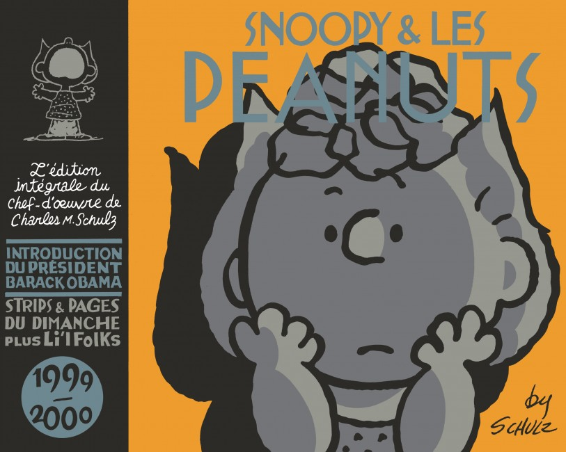 snoopy-les-peanuts-tome-25-1999-2000