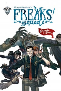 cover-comics-freaks-8217-squeele-tome-4-freaks-8217-squeele-t04-succube-pizza