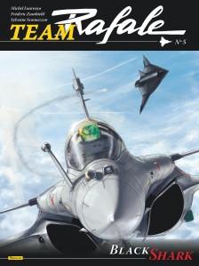 cover-comics-team-rafale-tome-5-black-shark