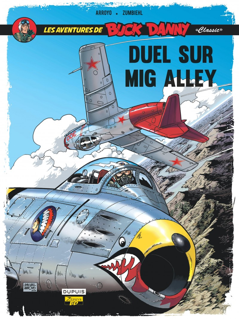Buck Danny Classic - tome 2 - Duel sur Mig Alley
