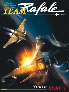 cover-comics-team-rafale-tome-9-north-corea