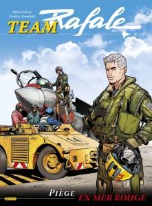 cover-comics-team-rafale-tome-12-pige-en-mer-rouge