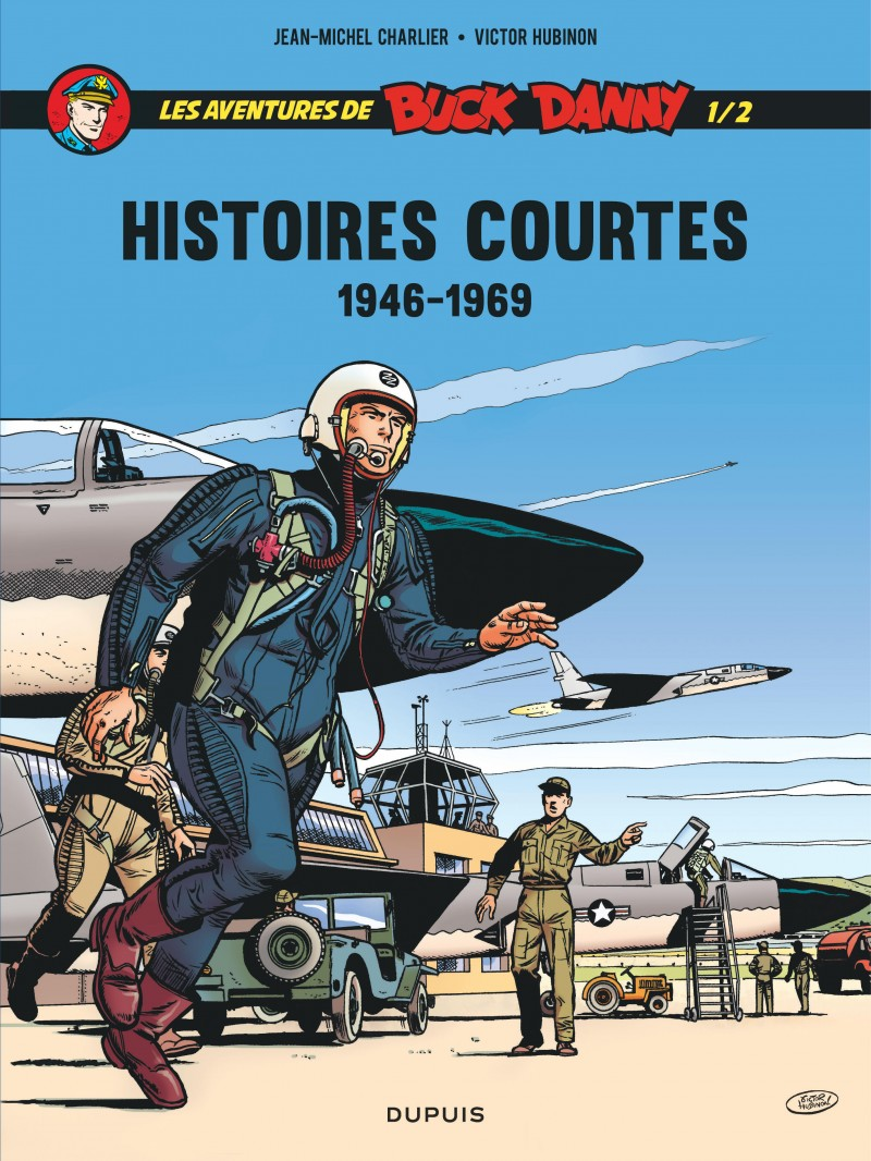 Buck Danny - Histoires courtes  - tome 1 - Buck Danny - Histoires courtes 1/2