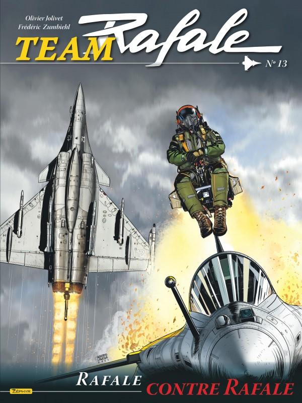 cover-comics-team-rafale-tome-13-rafale-contre-rafale