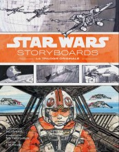 Album Star Wars Storyboards vol. 2