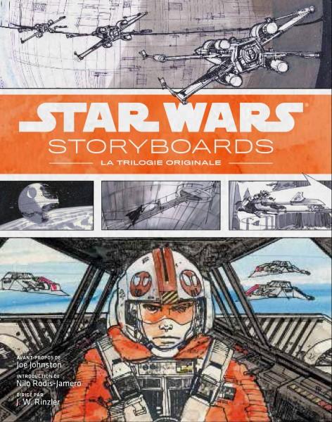 Star Wars Storyboards : Vol. 2 : La Trilogie originale