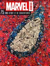 Album Marvel, 75 ans d'art et de couvertures (french Edition)