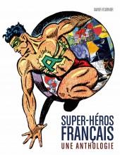 Album Super-Héros Français : une Anthologie (french Edition)