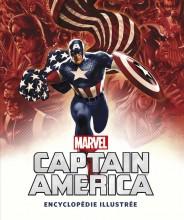 Album Captain America : L'Encyclopédie illustrée (french Edition)