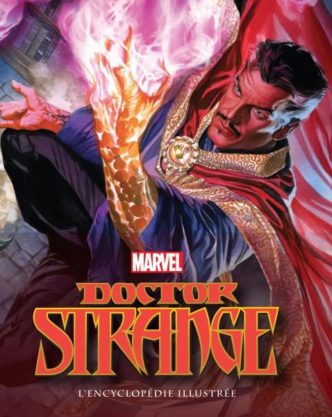 Album Doctor strange : L'encyclopédie illustrée (french Edition)