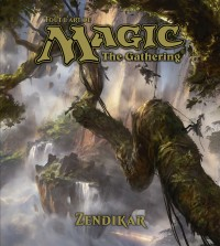 Tout l'art de Magic, Zendikar – Tome 0