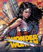 Album Wonder-Woman, l'encyclopédie illustrée (french Edition)