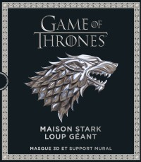 Game of Thrones : Masque et support mural – Tome 1