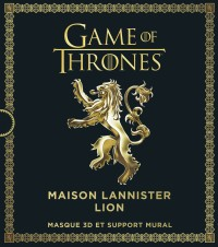 Game of Thrones : Masque et support mural – Tome 3
