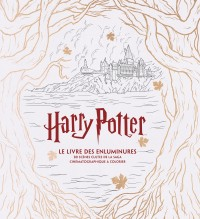 Harry Potter, le grand livre de coloriage – Tome 0