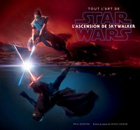 Star Wars - Tout l'art des films