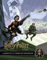 La collection Harry Potter au cinéma – Tome 7