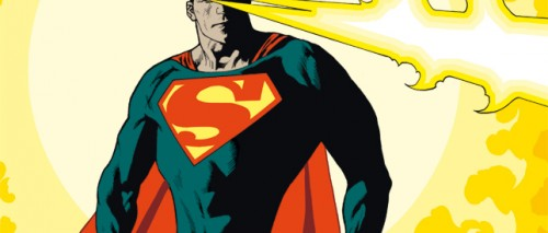 SUPERMAN SUPERFICTION