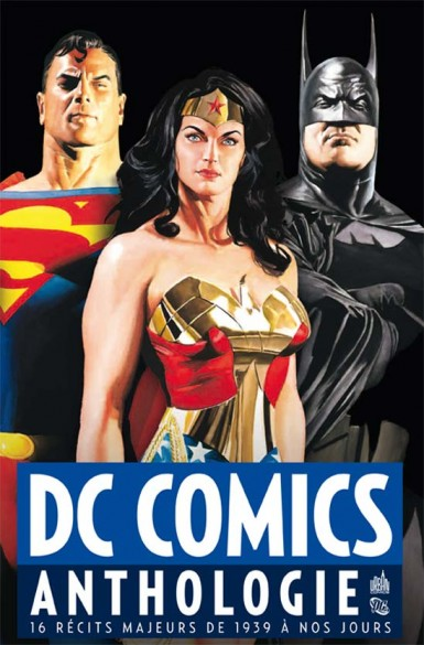 dc-comics-anthologie