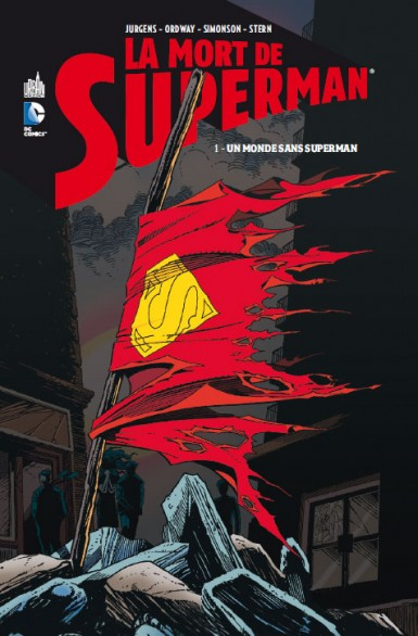 la-mort-de-superman-tome-1