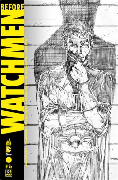 before-watchmen-7-variant