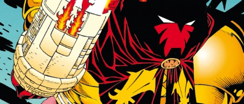 BATMAN LA LAME D'AZRAEL