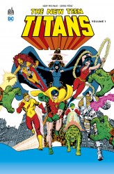 NEW TEEN TITANS – Tome 1