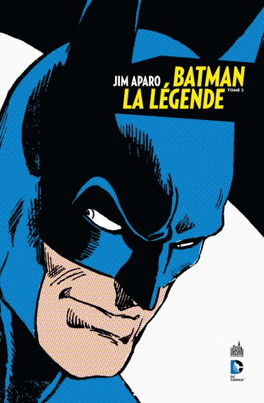 batman-la-legende-jim-aparo-tome-2