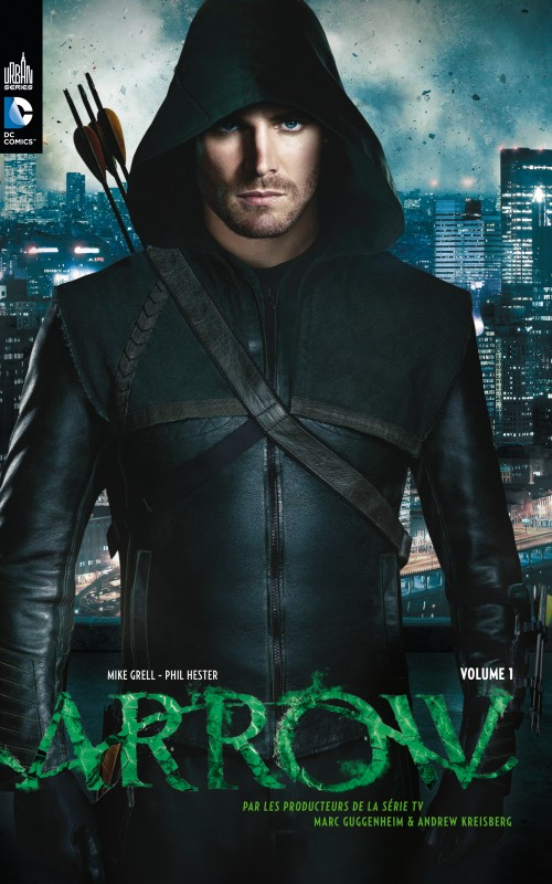 arrow-la-serie-tv-tome-1