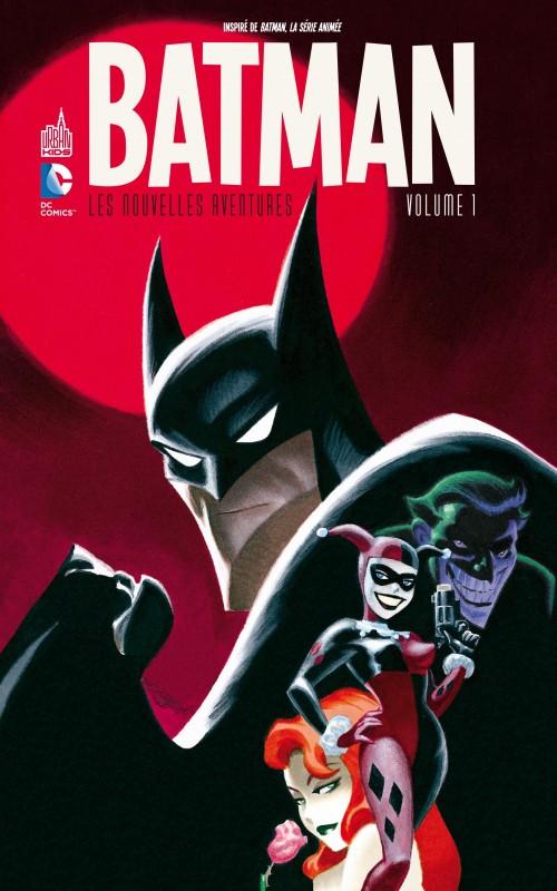 batman-8211-les-nouvelles-aventures-tome-1