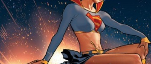 DC COVER GIRLS