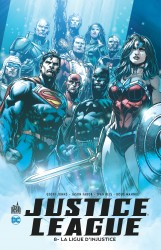 JUSTICE LEAGUE – Tome 8