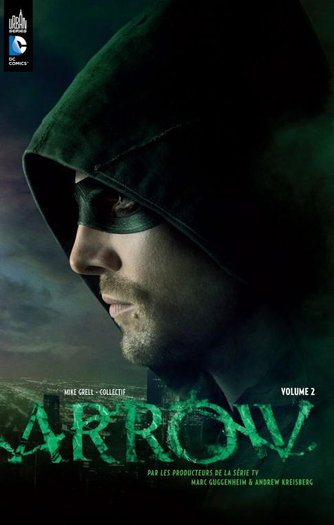 arrow-la-serie-tv-tome-2