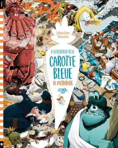 À la recherche de la Carotte Bleue : La Mythologie