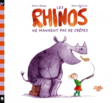 Rhinos ne mangent pas de crêpes (les)