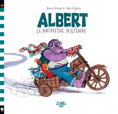 Albert le monstre solitaire