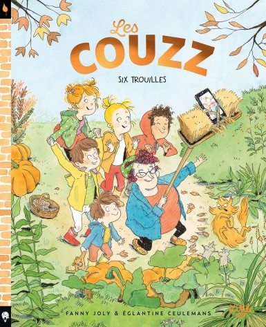 Les Couzz – Six trouilles