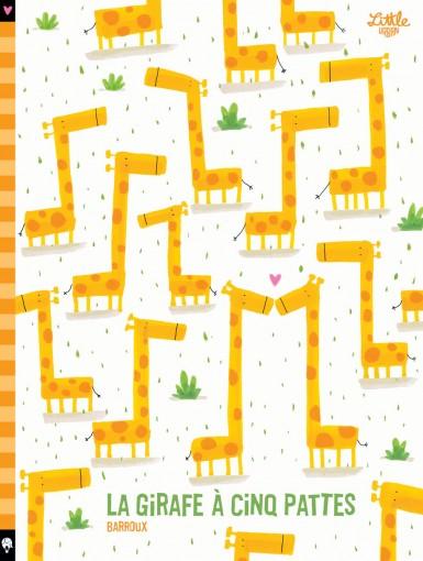La Girafe à cinq pattes